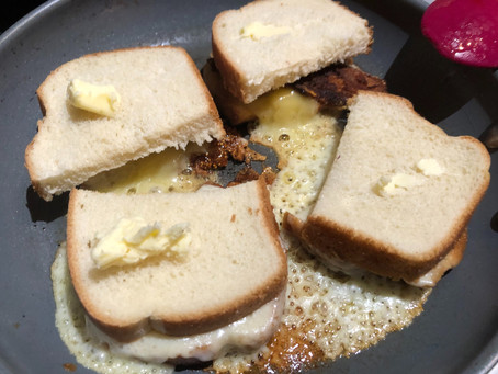 The Virtues of Grilled Cheese
