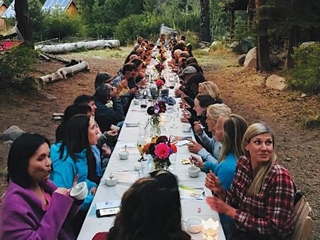 Tahoe's Foodie Culture