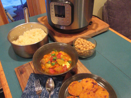 Instant Pot Moroccan Stew