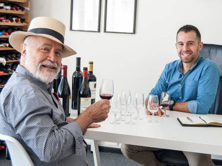 Q & A with South Africa's Wine of-the-Month Club Founder
