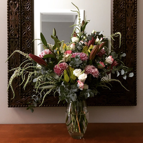 Foyer Arrangements in Vase ($150 - $250)