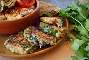Potato Cakes To Bulk Out Low FODMAP Meals