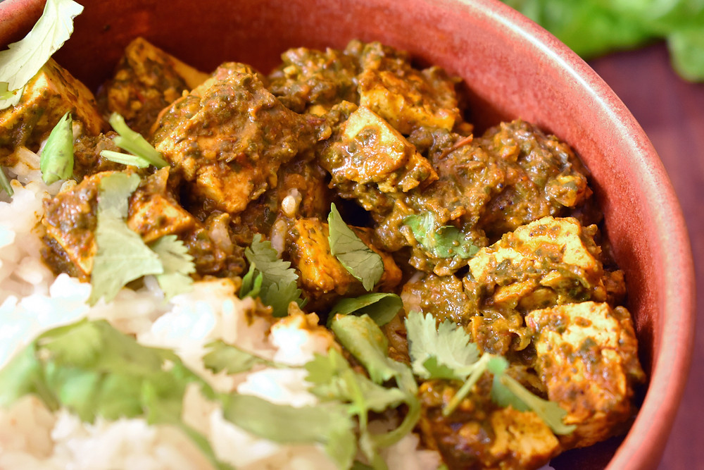 low fodmap vegan curry