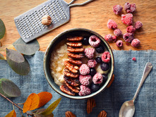 Pecan, Vanilla & Nutmeg Porridge