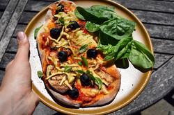 Sourdough Pizza!