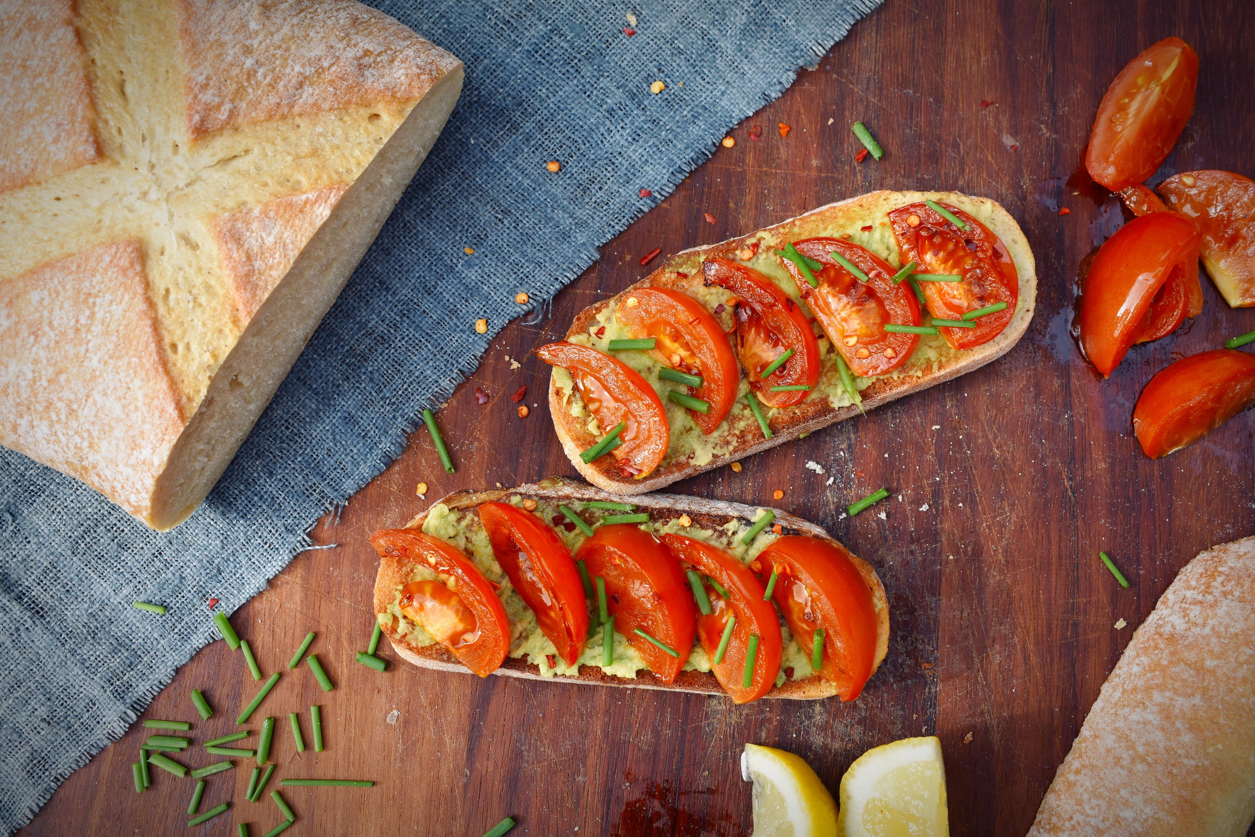 LowFODMAP Avo-Toast