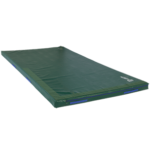 "Spieth America - Just for Kids Matelas de réception 4"" Vert"