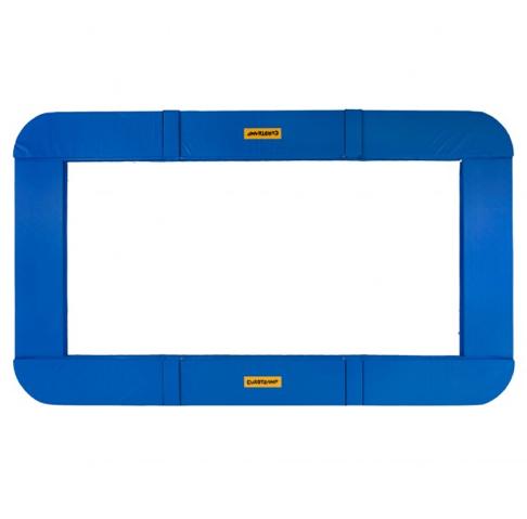 Eurotramp - Pads de protection pour grand master et ultimate - 50mm