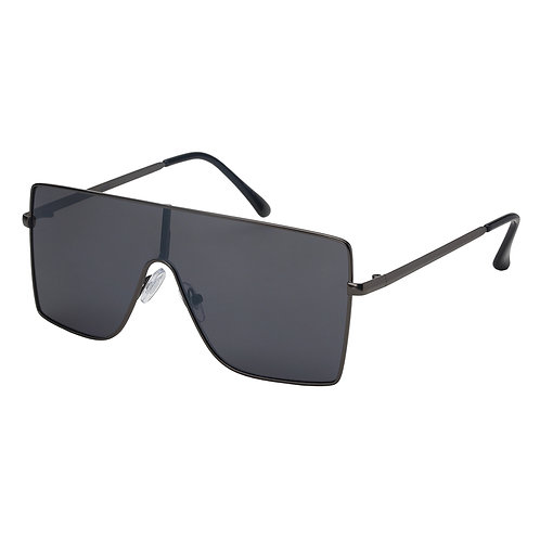 Retro Rivet Sunglasses