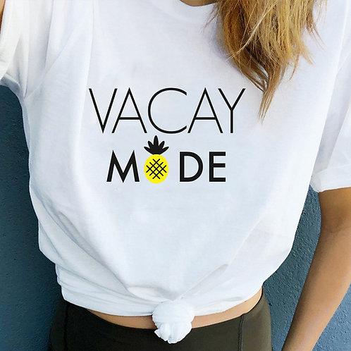 Vacay Mode Black
