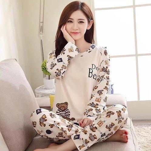 Dear Bear Pajama Set