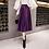 Thumbnail: High Waist Velvet Skirt