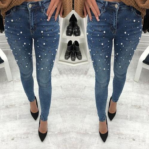 Skinny Pearl Jeans