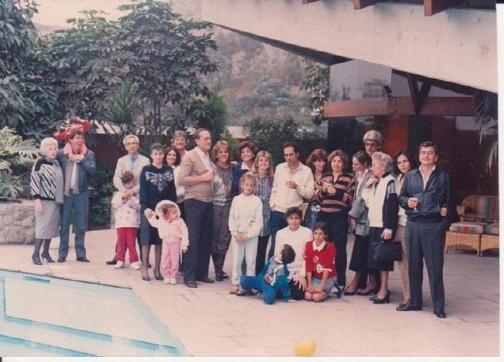Familia LLona