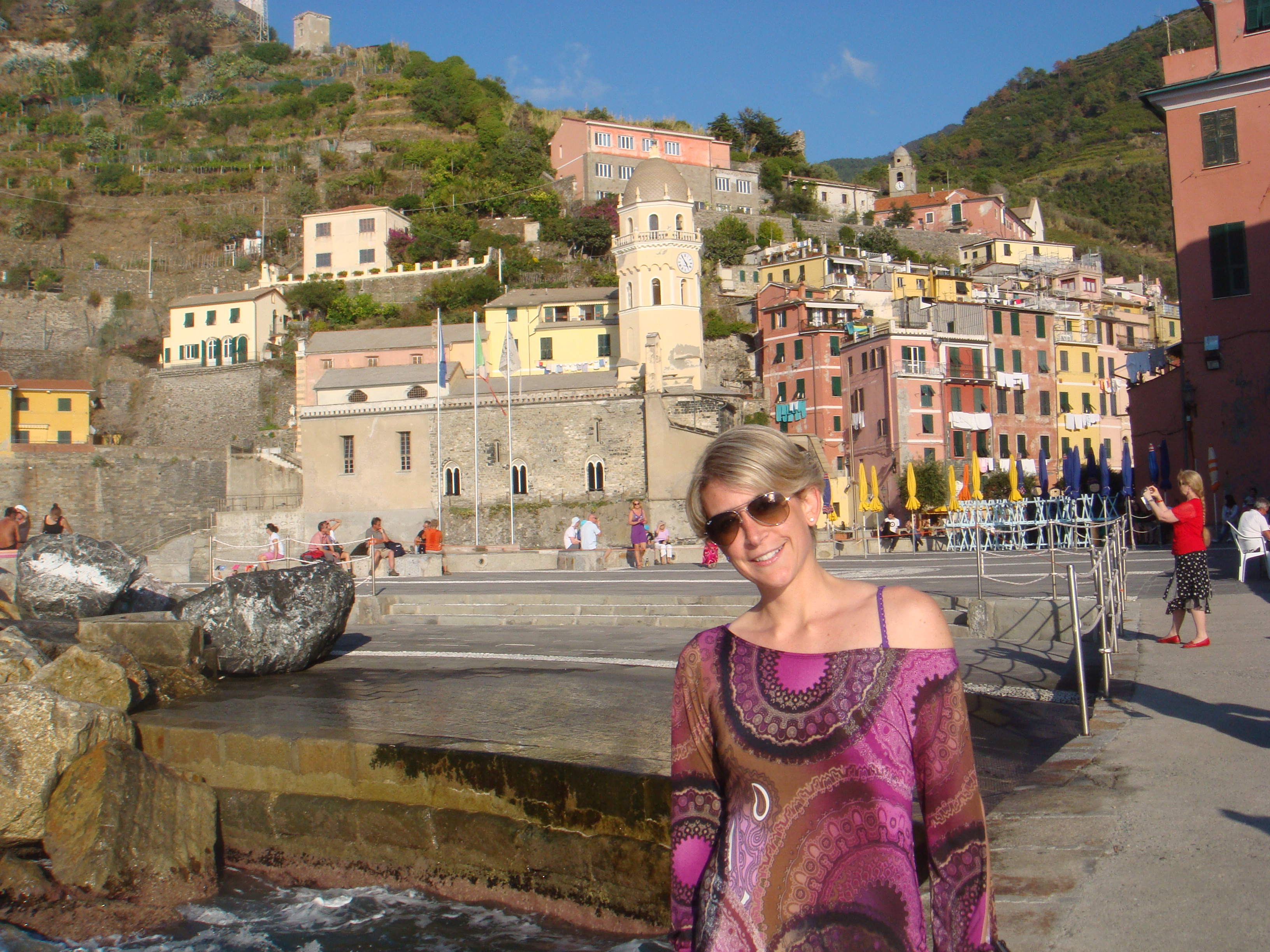 Andrea LLona de Kouri Italia