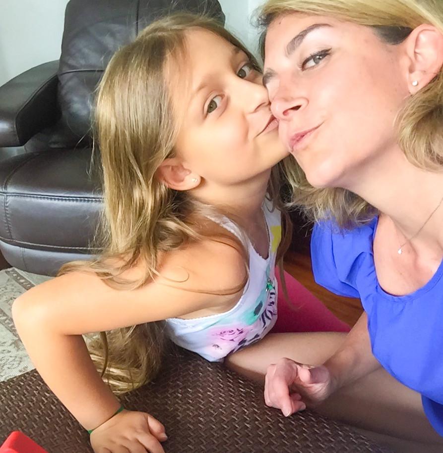 Ricos besos a Mami