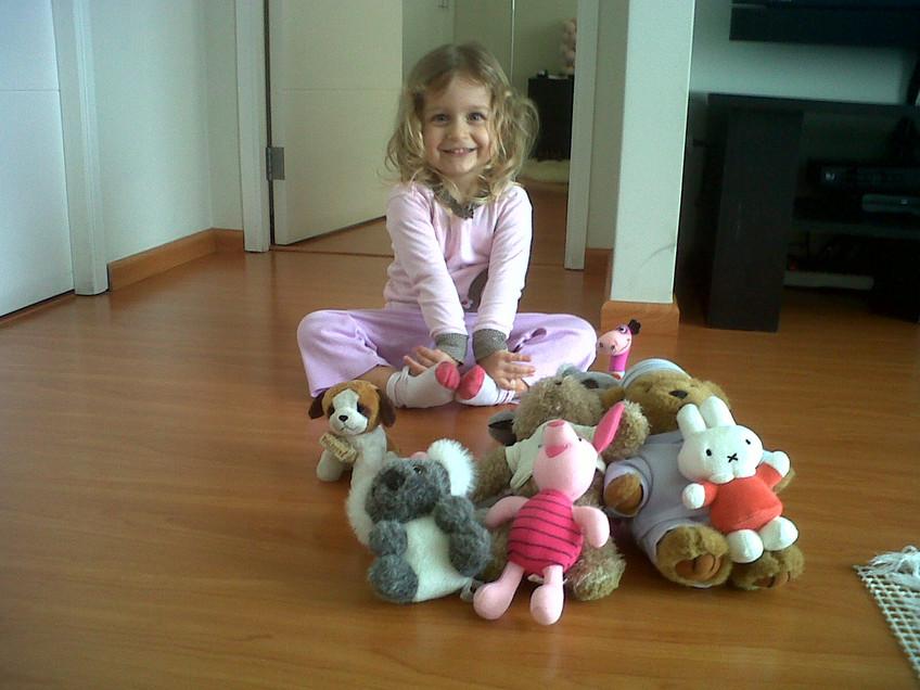 Mia y sus amigos
