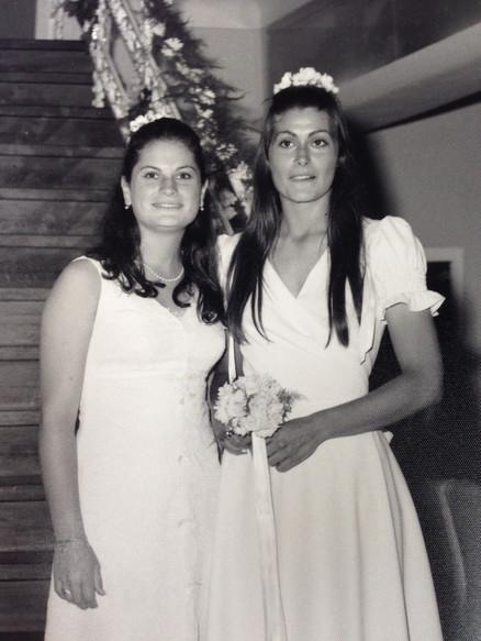 Cecilia y Angelita Barreda Morelli