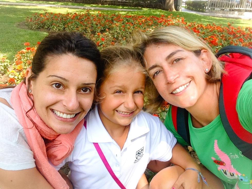 Julia, Mia, Andrea