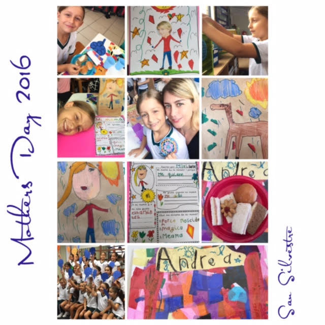 Mother´s day collage 2016