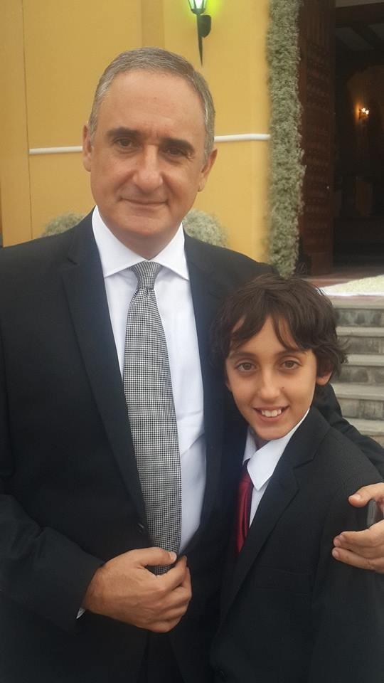 Alex y Mateo Kouri
