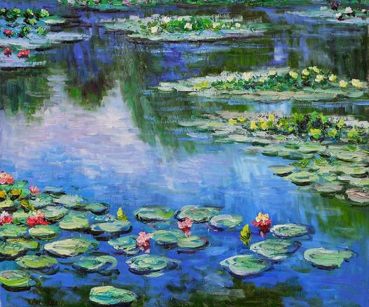 Claude Monet- Los nenufares.jpg