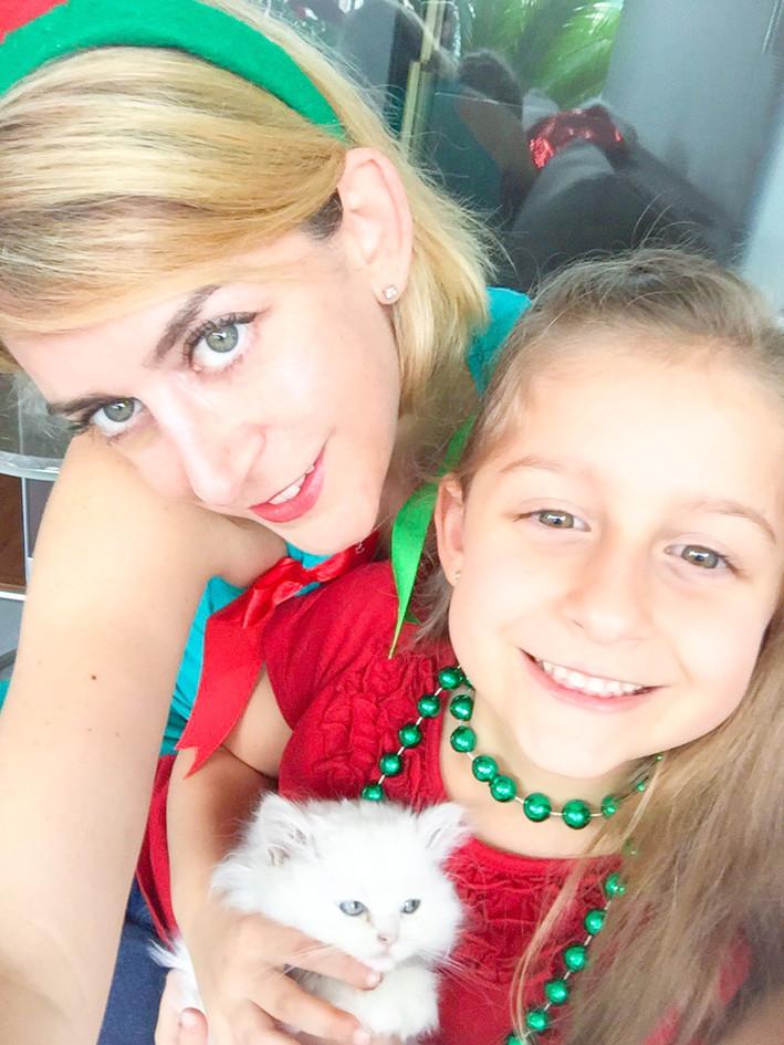 Navidad 2015- Mamá hija