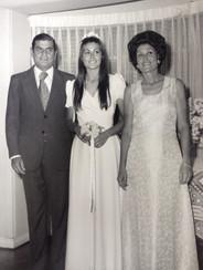 Mama y abuelos