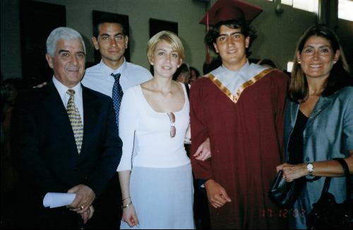 Graduacion Diego LLona Barreda