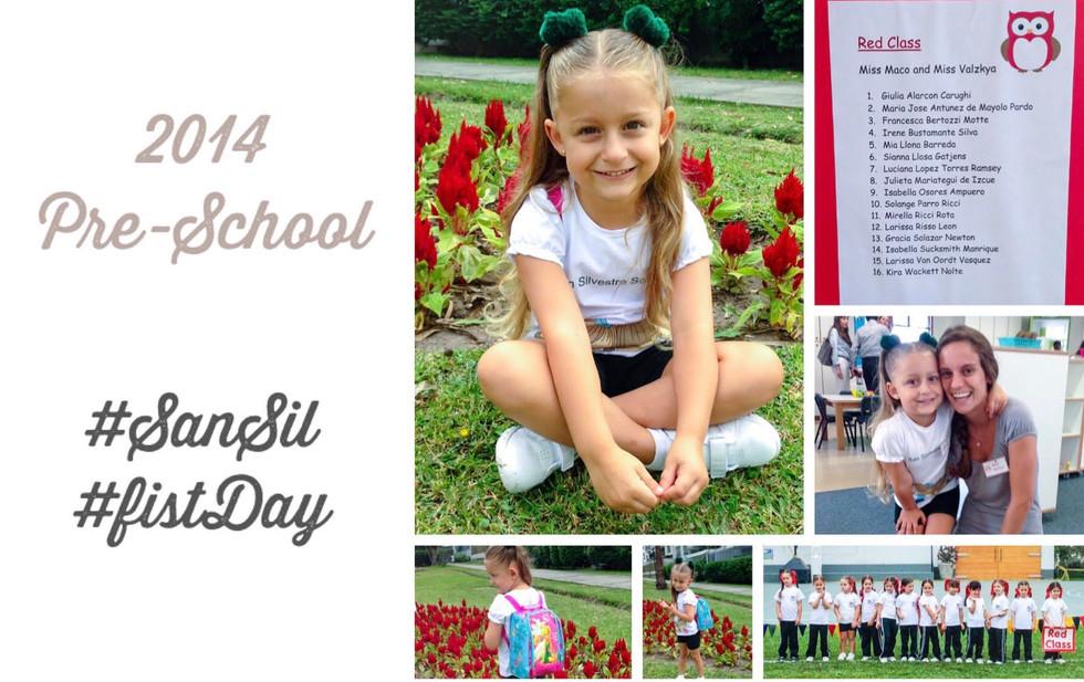2014- SS Preschool