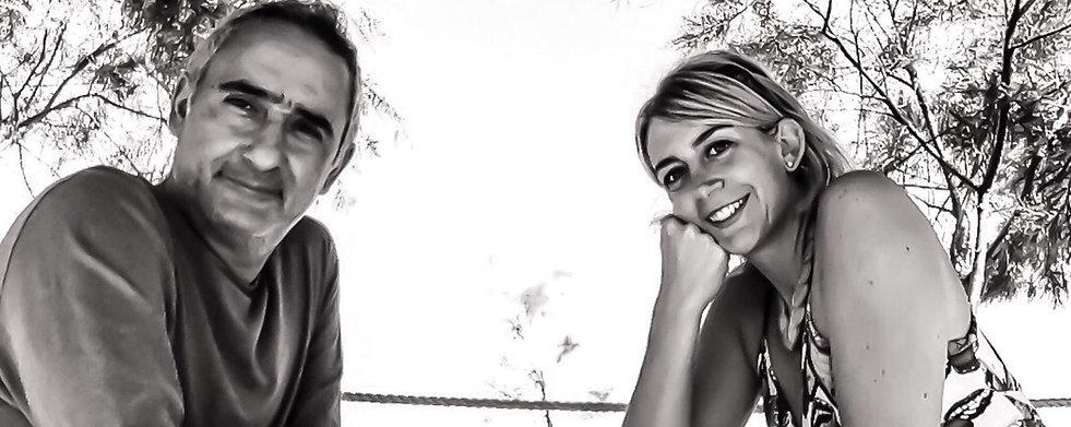 Alex Kouri + Andrea Llona Barrd