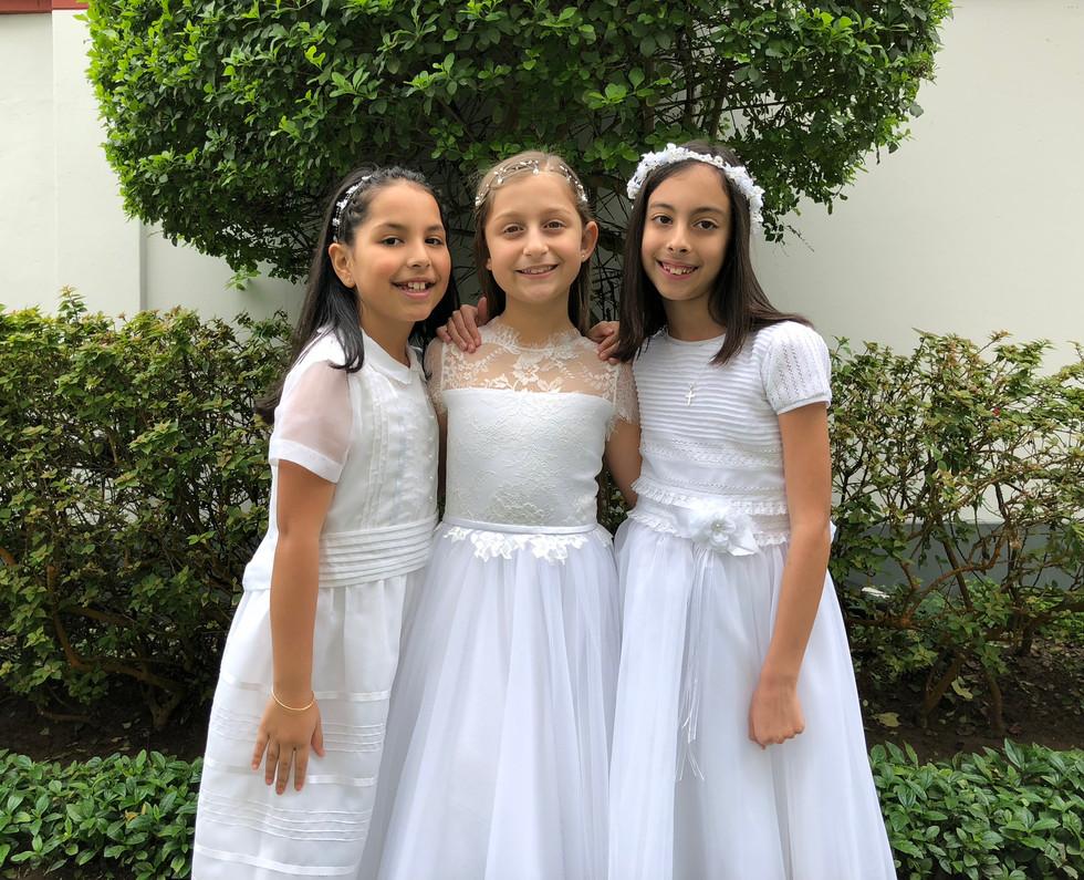 150918 Mia Kouri- primera comunion- Ainh