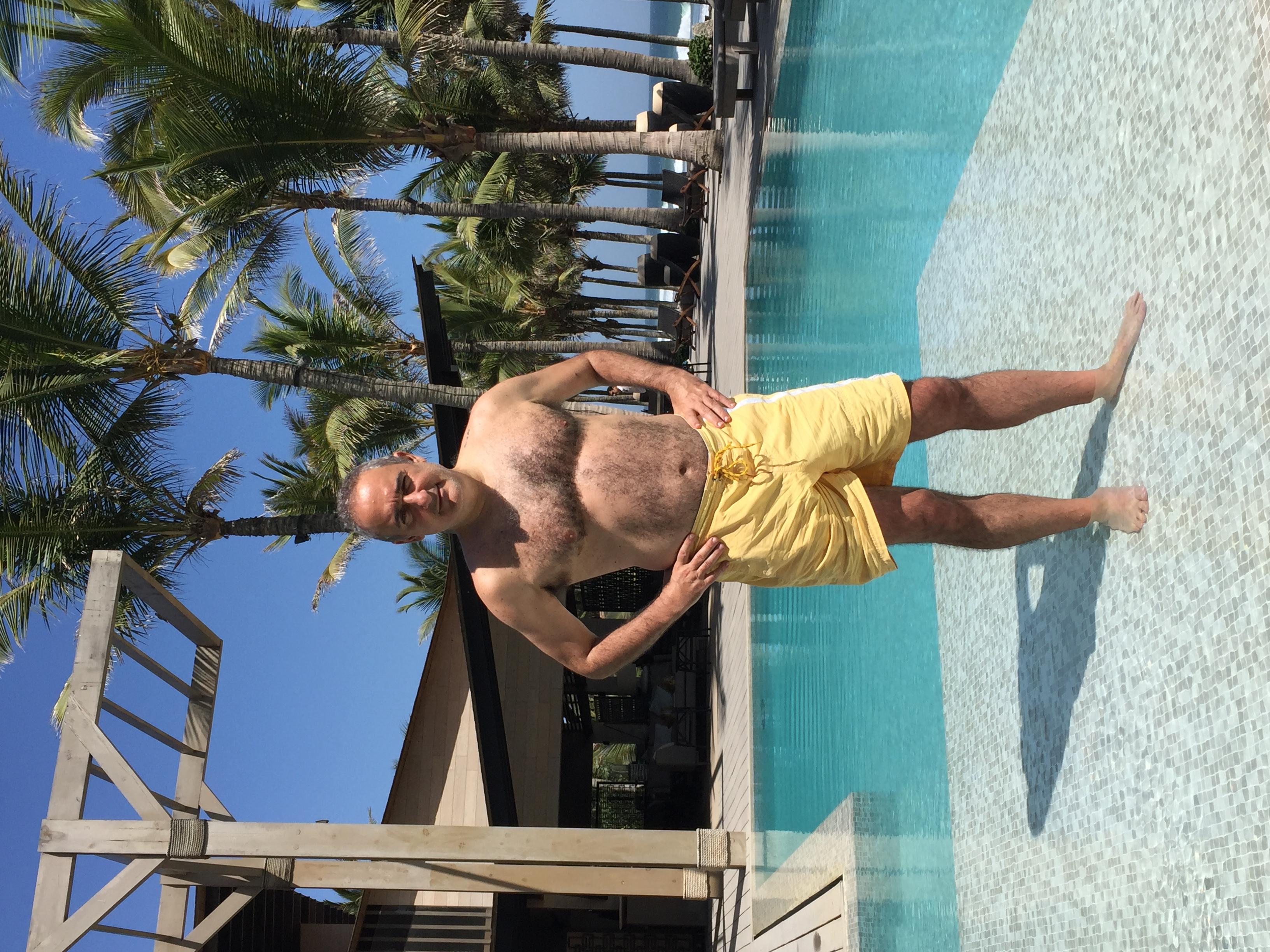 Alex Kouri - en forma