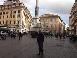 Alex Kouri, Roma