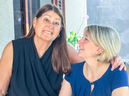 Mama y Andrea