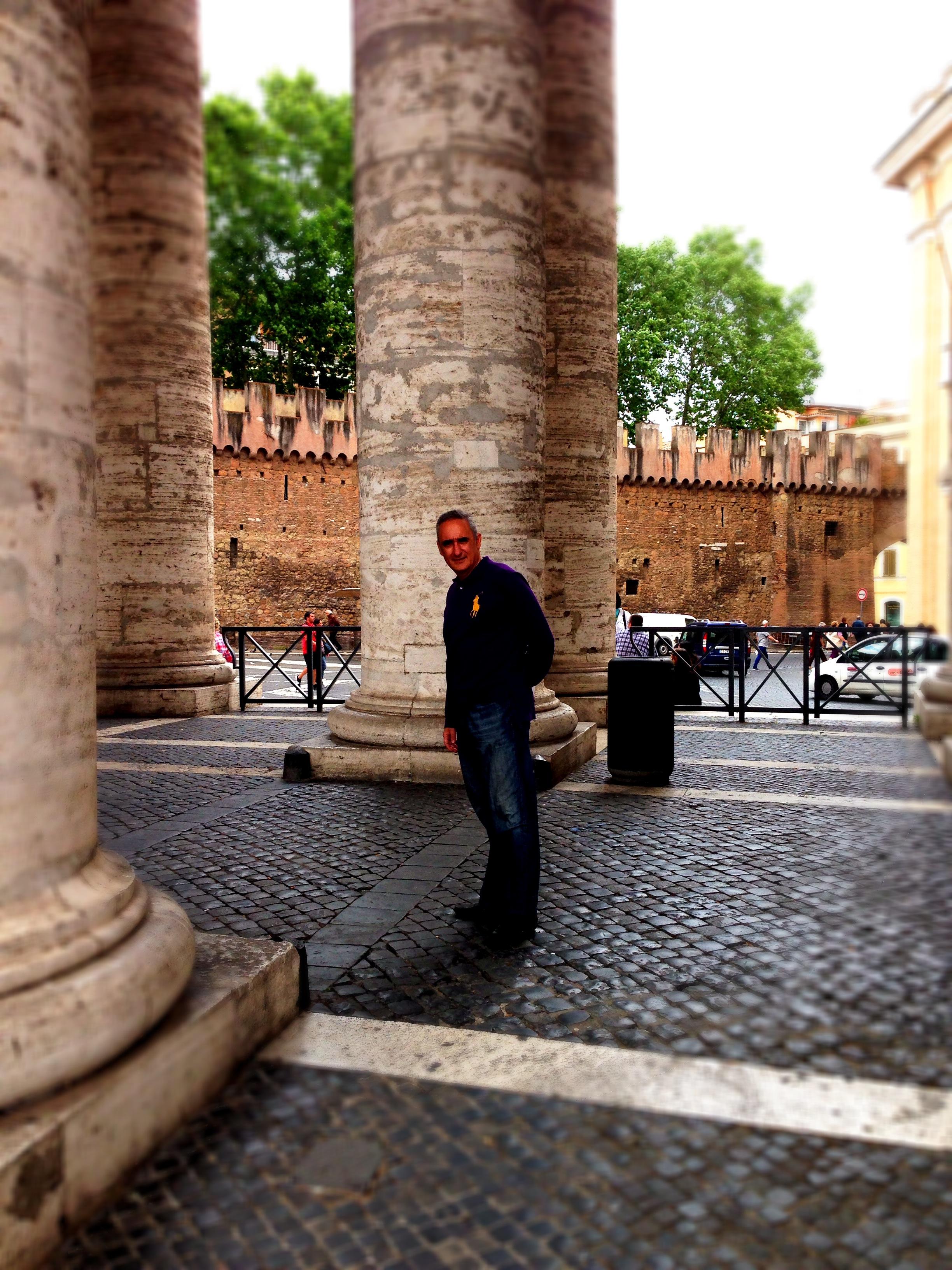 Alex Kouri Vaticano Roma