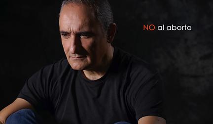 Alex Kouri es un defensor de la vida, desde su concepción. Por ello, esta en contra del aborto.