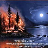 fire_full_moon_night_river_wood_island_a