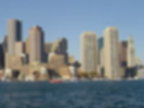 Boston Harbor Tour
