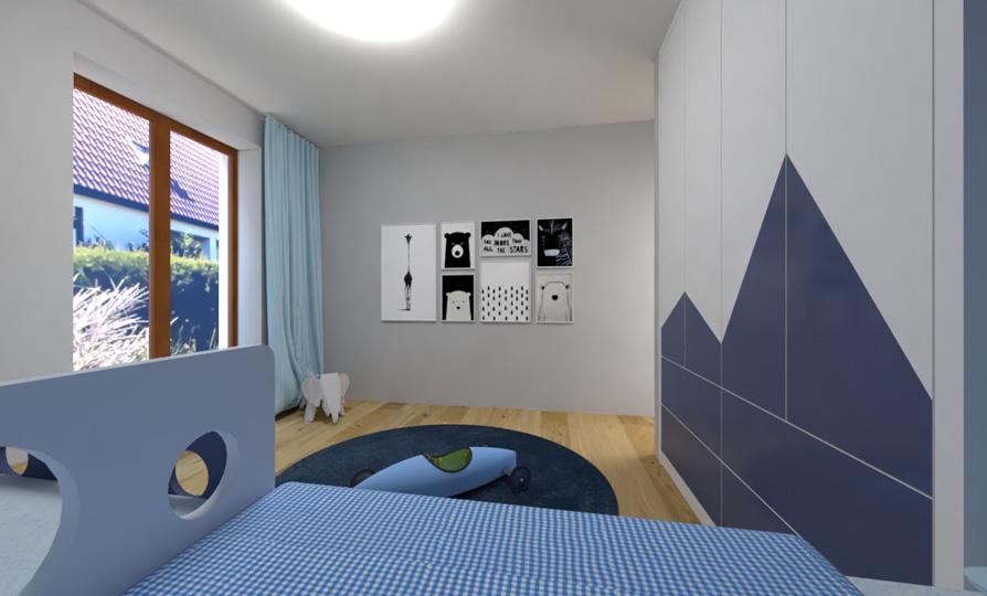 Dětská ložnice