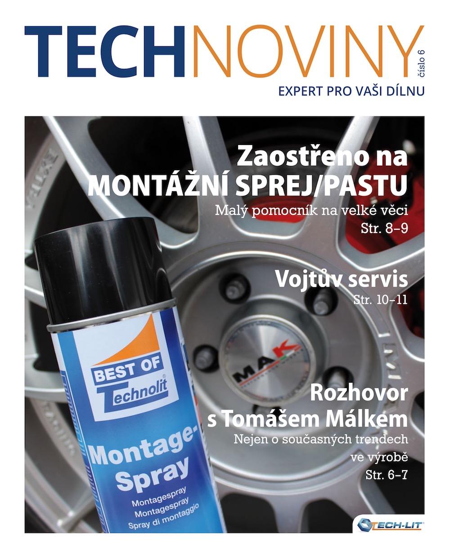 Technoviny č. 6