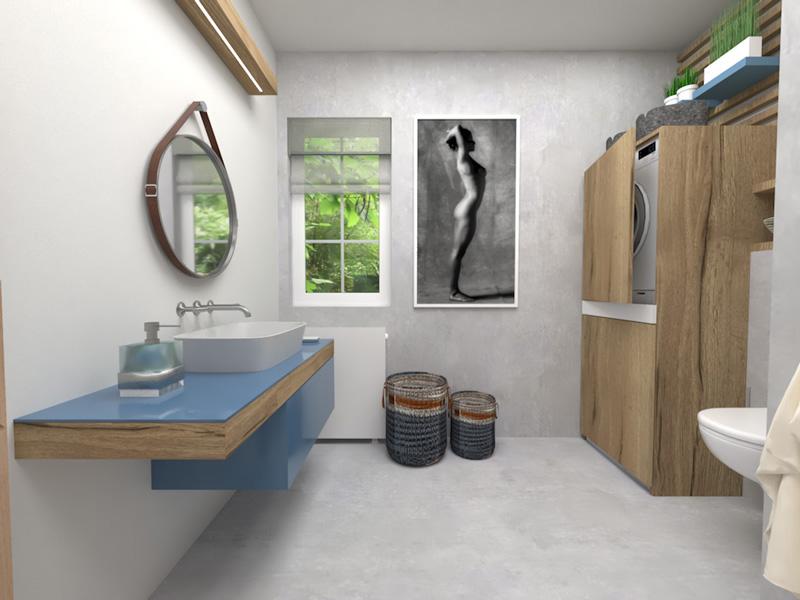 Koupelna pro Libora 2