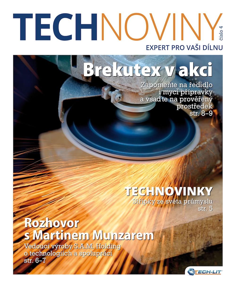 Technoviny č. 4