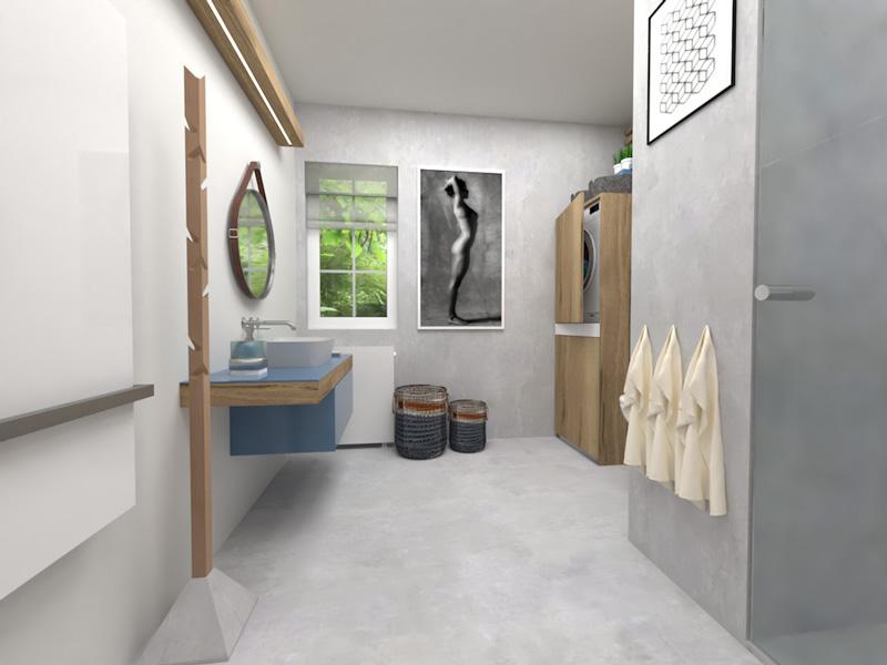 Koupelna pro Libora