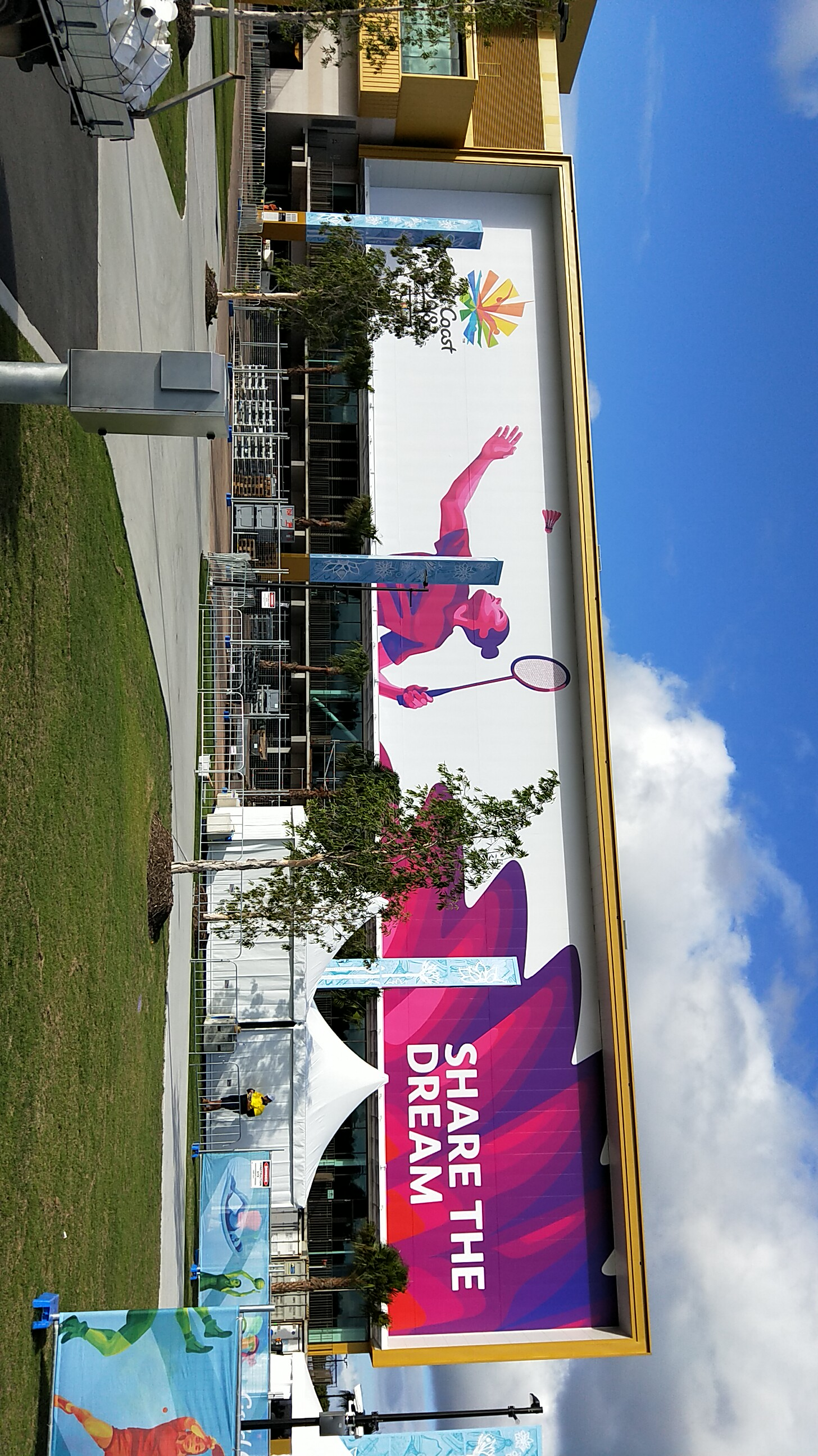 Commonwealth Games Install