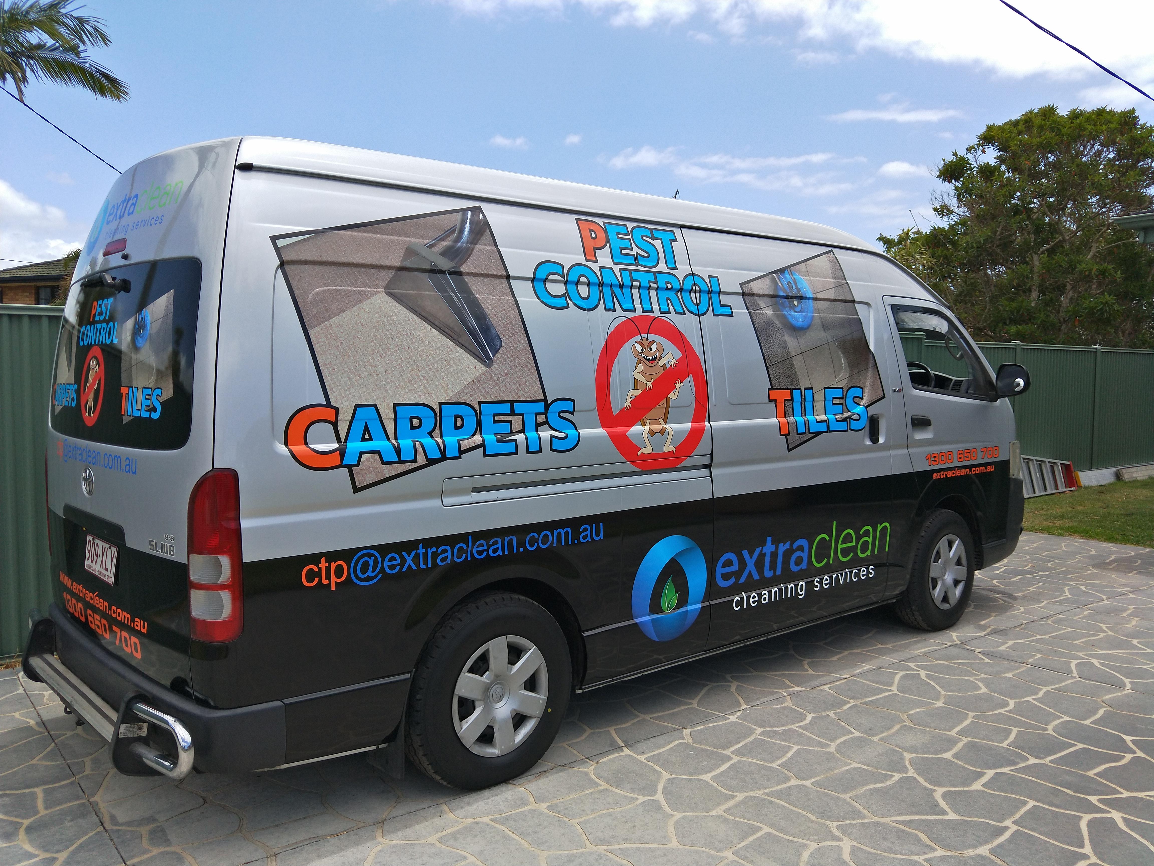 Extra Clean Van
