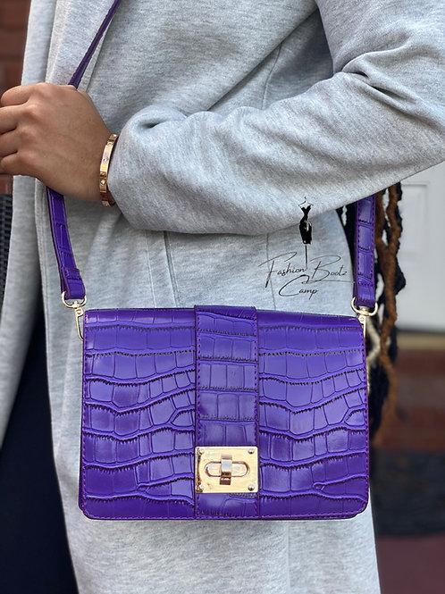 Purple Prints