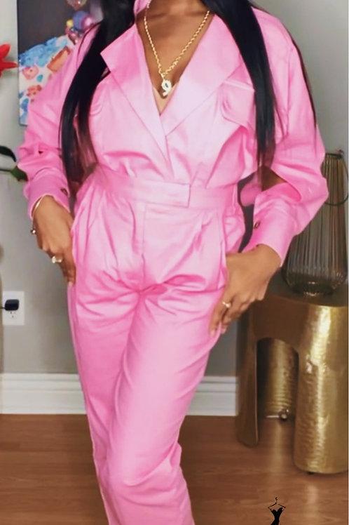 Pink Suites Set