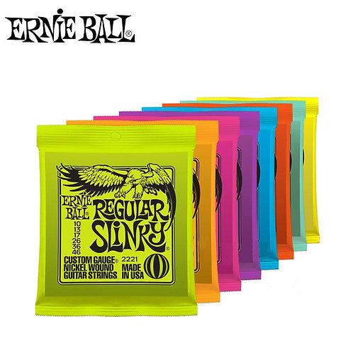 Ernie Ball Electric Guitar Strings (Full Set)