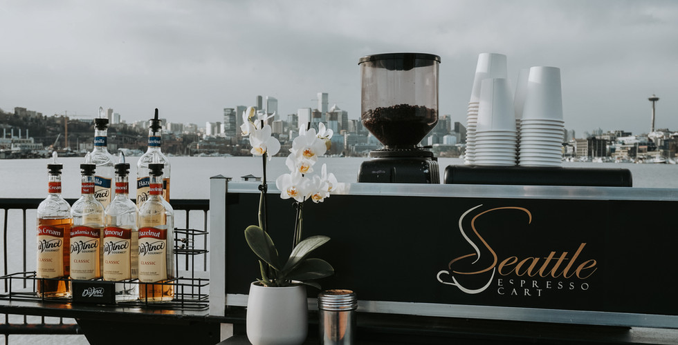 Seattle Espresso Cart